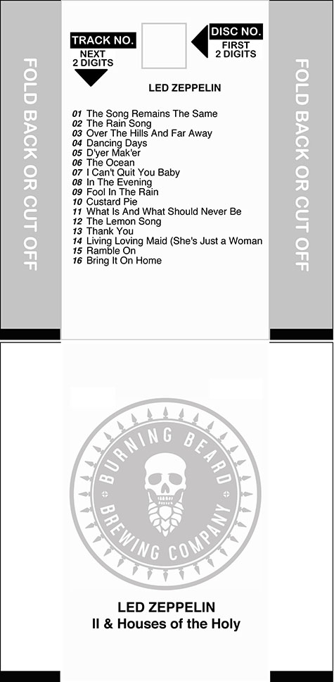 Led Zeppelin II & HOH