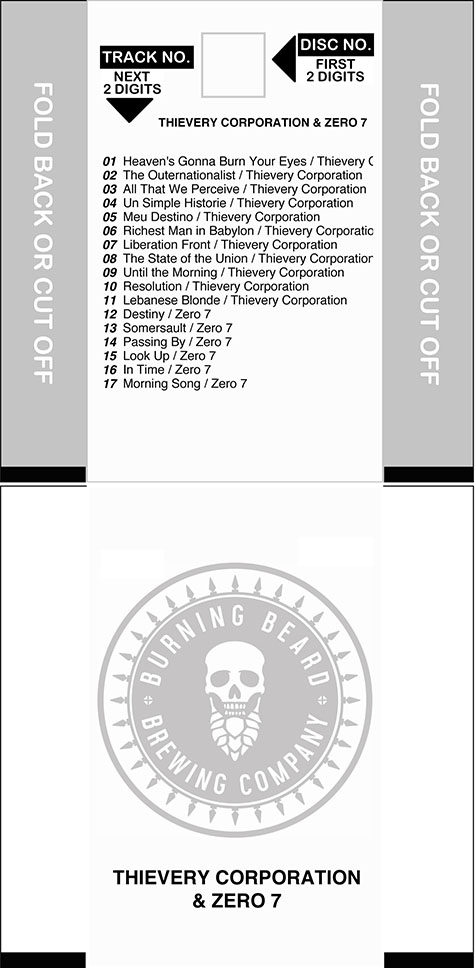 Thievery Corporation & Zero 7